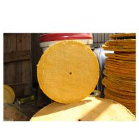 China 12 inches Oil Sisal Buff - Hexagonal-hole - buffing wheels - polishing wheels wholesale