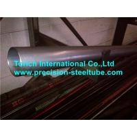 China Low Carbon Welded DOM Steel Pipe SAE J525 DOM Metal Tubing for Auto Parts wholesale