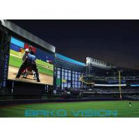 Full Color Screen Indoor Fixed LED Display P1.5-P3mm HD Pixels Light Weight