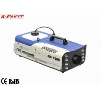 China 1500w  Professional Stage Fog Machine With 8*3w RGB Colorful LED Portable Fog Machine  For Party  X-024 wholesale
