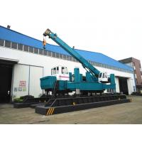 China ZYC460 Hydraulic Static Pile Driver , Pile Drilling Equipment 16T Crane wholesale