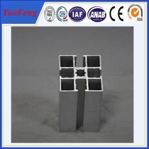 China Hot! Supply t slot aluminum extrusion for industry powder coating aluminum profiles on sale