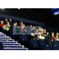 China Large-scale 4D Movie Theater Computer Controlled With Mobile Seats wholesale