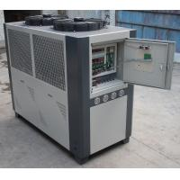 Packaged Type Air Cooled Industrial Water Chiller Units With Big  #4F667B