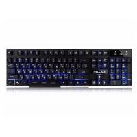 China Anti Ghosting Gaming Keyboard Backlit , Floating Keys Keyboards For Pc Gaming wholesale