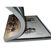 China custom high quality books printing services with poly bag for each one wholesale