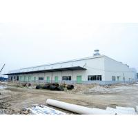 Wholesale C Section Large Span Steel Structures , Pre Engineered Steel Structures from china suppliers
