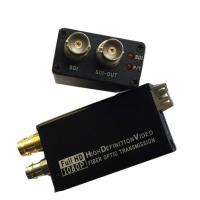 China Mini Type 3G-SDI to Fiber Optic Converter , Full HD Sdi Video Converter 1080P wholesale