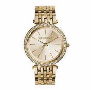 China Wholesale Michael Kors MK3191 Women's Darci Diamante Bracelet Strap Watch, Gold wholesale
