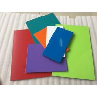 China PVDF Insulated Aluminum Composite Material Rustproof With Smooth Surface wholesale