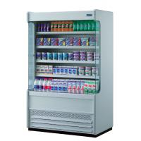 China 4 doors 1000L stainless steel commercial refrigerator wholesale
