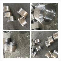 Heat Treatment Heavy Steel Metal Machined Forgings For Power Station