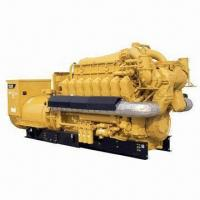 China Nature Gas Generator Set with High Efficiency and Compact Structure wholesale