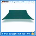 China shade sail carport/shade net carport/plastic carports HDPE materail green dark an so on colors in Antai factory wholesale