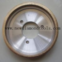 China Diamond Grinding Wheel for Glass on sale