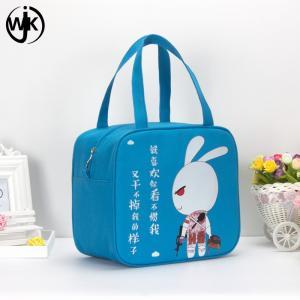 China Cartoon cute outdoor mini cooler bag customized cooler bag good price factory cooler lunch bag wholesale