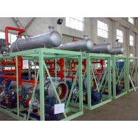 China Duct Type Gas Fired Thermic Fluid Heater , Energy Saving Electric Heaters wholesale