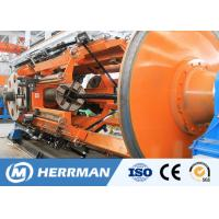 China 20r / Min RTP Pipe Making Machine Steel Tape Armoring Machine Independent Motor Driven wholesale