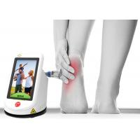 China Effective 810n / 980nm Laser therapy For Plantar Faciitis / High Heel Pain wholesale