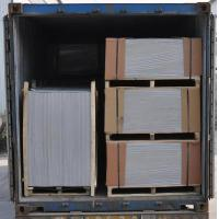 Quality Fiber cement board asbestos-free 1200x2400mm for sale