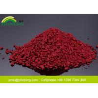 China 100% Pure Bakelite Moulding Powder Red Good Insulation For Injection Kitchenware Knobs wholesale
