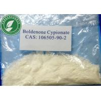 China Natural Injectable Steroids Hormone 100mg/ml Boldenone Cypionate CAS106505-90-2 wholesale