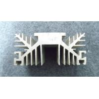 China T3 - T8 Temper 6000 Series Aluminum Extrusion Heat Sink With Forgings / Laser Cutting wholesale