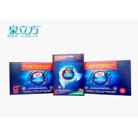 China Nano - Technology Detergent Sheets For Travel , 3 In 1 Laundry Sheets Without Optical Brightener wholesale