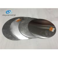 China Mill Finished DC / CC Round Aluminum Disc 1060 Aluminum Circle For Cookware wholesale