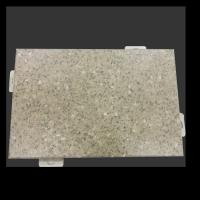 China ASTM D3363 B117 Aluminum Veneer Panel With Marble Granite Texture Light Weight High Rigidity wholesale