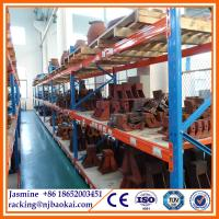 China Warehouse Facility Longspan Medium Heavy Duty Storage Rack wholesale