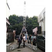 China 6m  Height Screw Aluminum Line Array Speaker Truss System for Sounds wholesale