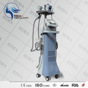 Buy cheap Frequency 13.6Mhz Vacuum Body Sculpting Machine Body Shaping Velashape Machine from wholesalers