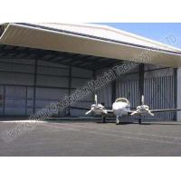 China Aircraft Hangar Construction Steel Space Frame Luxury Aircraft Hangar Tent wholesale