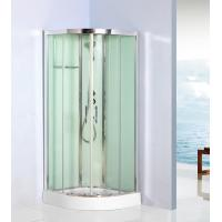 Curved Corner Shower Units Free Standing Shower Cubicles