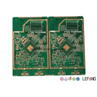 Buy cheap 6 Layers FR4 Medical Equipment PCB Double Sided with OSP Surface Finish from wholesalers