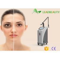China Q Switch CO2 Fractional Laser Machinet for Skin Tightening / resurfacing wholesale
