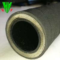 China 20 years experience hydro hose manufacturers supply SAE 100 R12 hydraulic hose wholesale