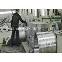 China Q195 Zinc Coated Electro Galvanized Baling Wire Low Carbon 25kg - 500kg / Roll wholesale