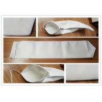 Buy cheap Micron Nonwoven Needle Felt Liquid Filter Bag , Anti Static Polyester Water from wholesalers