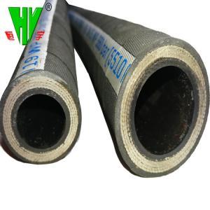 China Hydraulic hose manufacturers in China provide 4SP manguera hidraulica hose crane wholesale