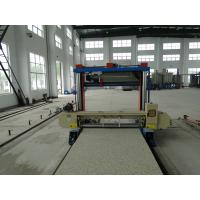 China Customized Horizontal Foam Cutting Machine With Transducer , EPS Foam Cutter 8.14KW wholesale