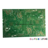 China ISO9001 Certificated TG130 Pcb Double Sided for Security monitor Displayer wholesale