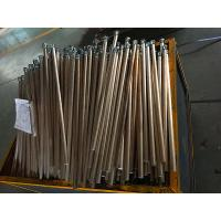 China Bar Shape Water Heater Anode Replacement , Gas Water Heater Rod Anode on sale