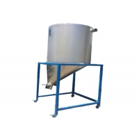 China Chemical Industry Easy Cleaning 3000m³ SS304 Mobile Tank wholesale