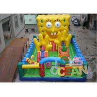 China Giant Inflatable Sponge Bouncer Playground Funny for Commercial wholesale
