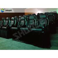 China Professional 5d Cinema Equipment Luxury Motion Simulator Chair 5D Ride Cinema wholesale