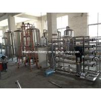 China 5t RO Water Treatment System/Water Purifier Equipment (RO-5T) wholesale