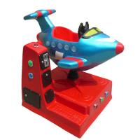 Coin operated amusement kiddie ride CE-Little plane