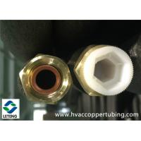 China 14mm Outside Dia Insulated Copper Pipe for Air Conditioning / Refrigerator wholesale